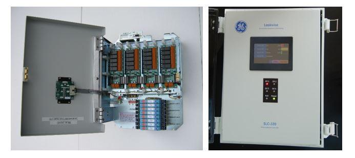 SLC 220 işlemci Hidrokarbon Dedektörü