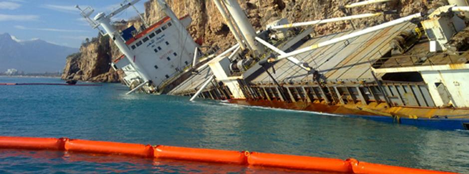 ELASTEC Deniz ve Çevre Kirliliği Sınırlama ve Temizleme Çözümleri