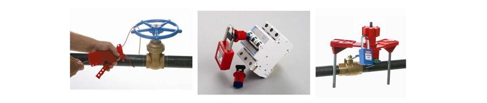 EKED - Mekanik, Elektrik, pnömatik risklerin sınırlandırılması kilitleme etiketleme sistemleri endüstriyel yazıcılar