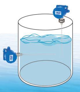 akışkan sıvı seviye ölçüm ve kontrol sistemleri