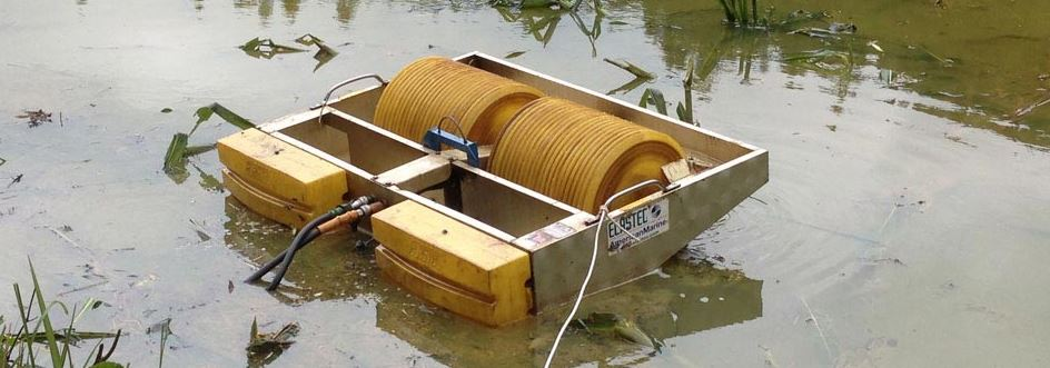 Petrol sıyırıcı tambur sıyırıcı sıyırıcı hidrokarbon temizleyici skimmer petrol dökülmelerine müdahale çevre ekipmanları