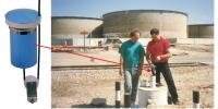 Yeraltı su tablası hidrokarbon Dedektörü