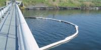 SPC Emici Sorbent boom, Deniz dökülme müdahale, petrol kirliliği