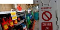 Kimyasal madde İş Emniyeti Bilgi kartı